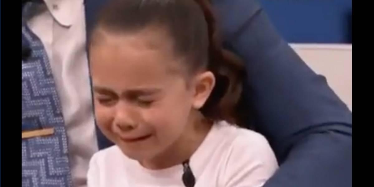 Video de Neymar haciendo llorar a una niña se vuelve viral