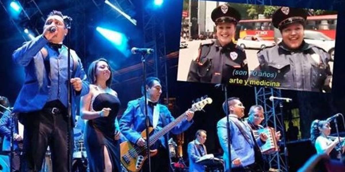 VIDEO. Con cumbia de los Ángeles Azules, embajada de Israel celebra su fundación