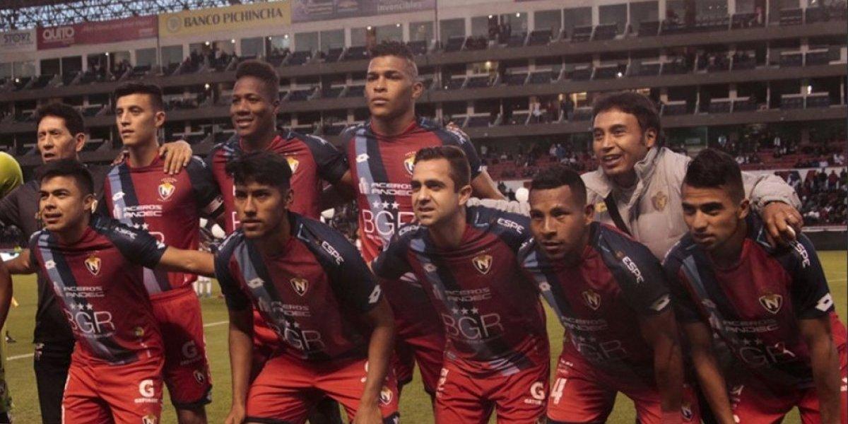 Campeonato Ecuatoriano: Sigue en vivo el partido entre El Nacional e Independiente del Valle