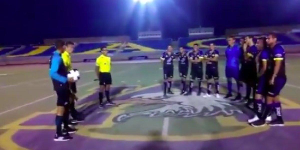 Equipo mexicano de futbol no se presenta a partido por incumplimiento de pago