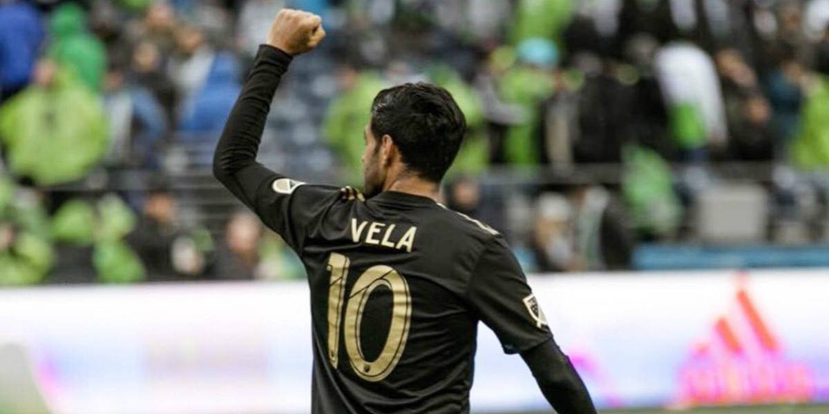 VIDEO: Carlos Vela marca el gol de desempate con Los Ángeles
