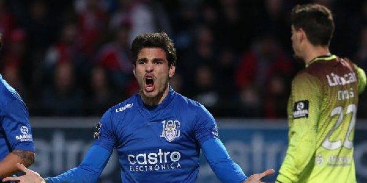 VIDEO: Antonio Briseño le da la victoria al Feirense