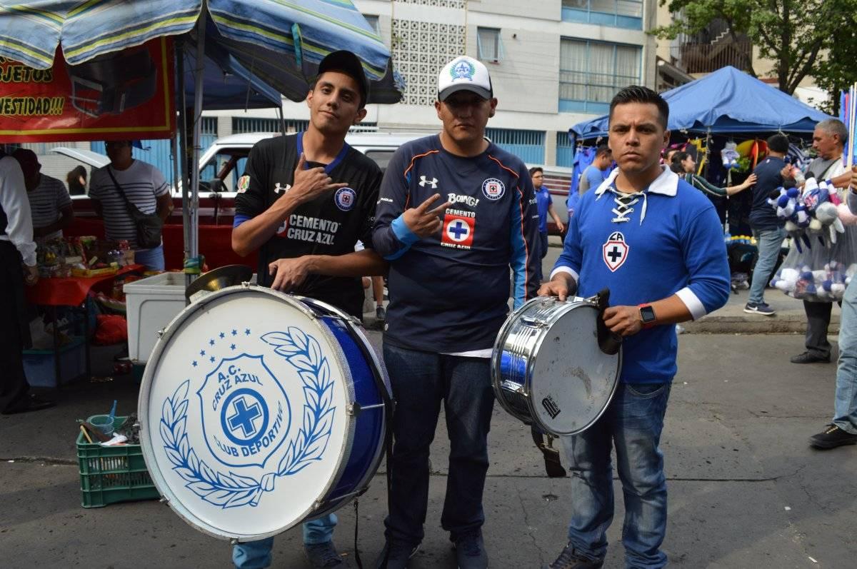 Despedida Estadio Azul/ Ángel Cruz