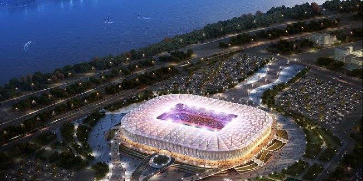 VIDEO. Los estadios del Mundial de Rusia vistos desde el espacio