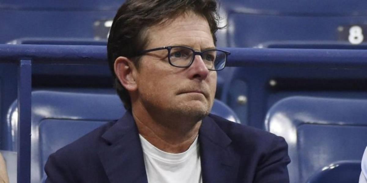 Michael J. Fox se recupera con éxito de cirugía de columna