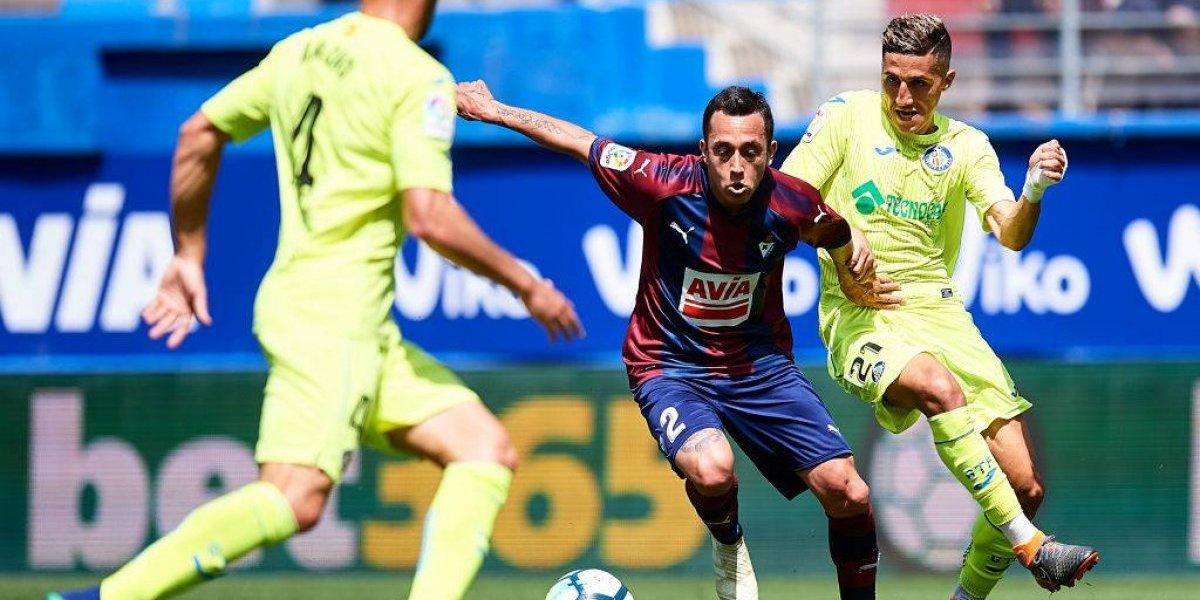 Orellana y Hernández no ganan en España y se alejan de Europa