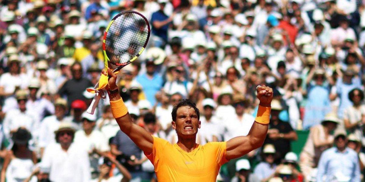 El imparable Nadal y el renacido Nishikori se enfrentarán por el título del Masters de Montecarlo