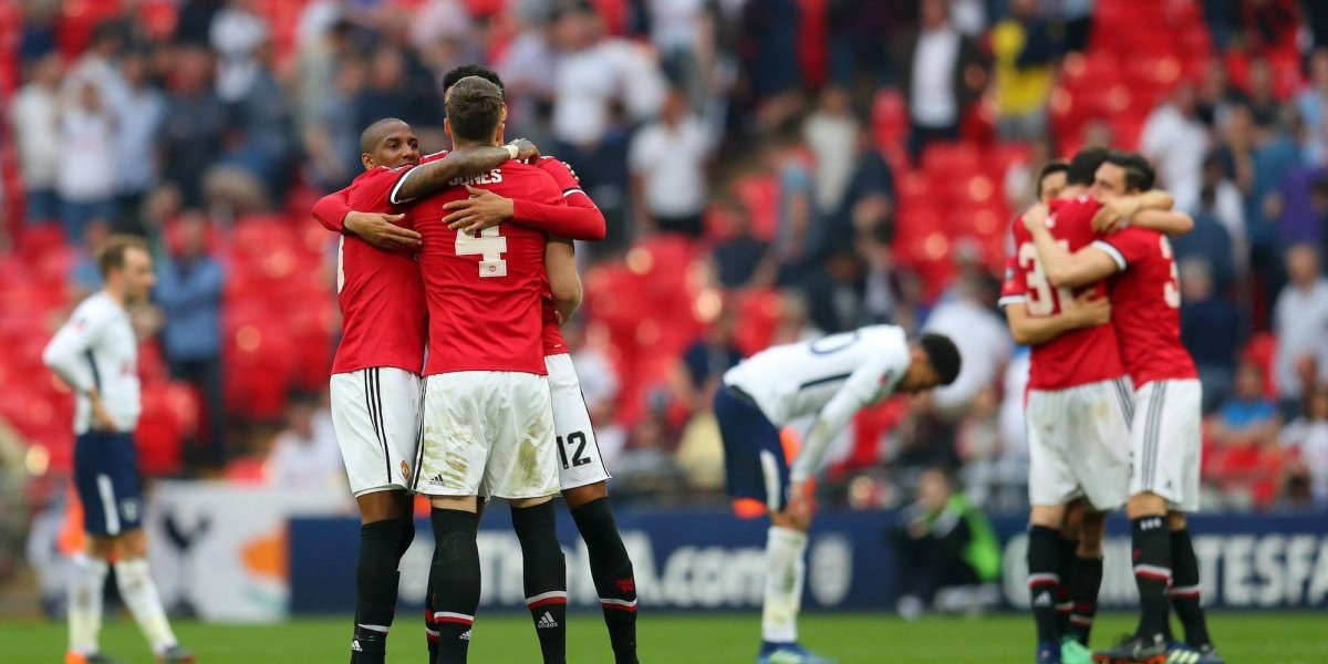 Manchester United a la final de la FA Cup