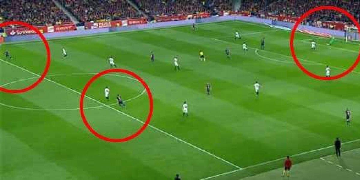 VIDEO. El gol del Barcelona del que todos hablan en las redes sociales