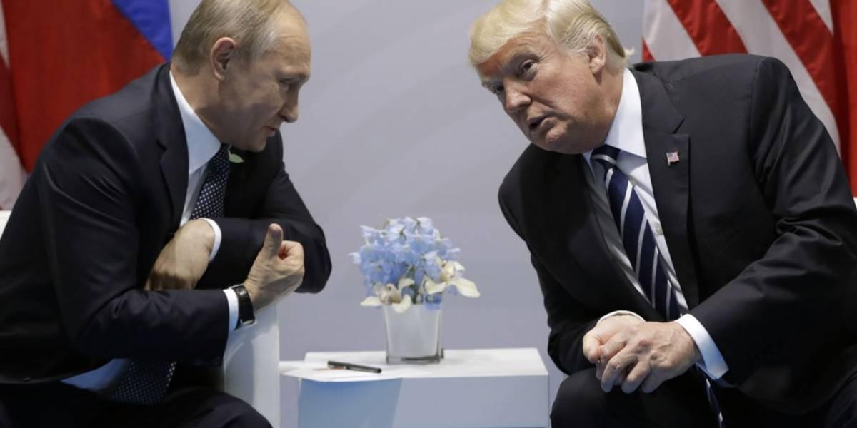 """""""Tenemos las pu#!@$ más bonitas del mundo"""", habría dicho Putin a Trump"""