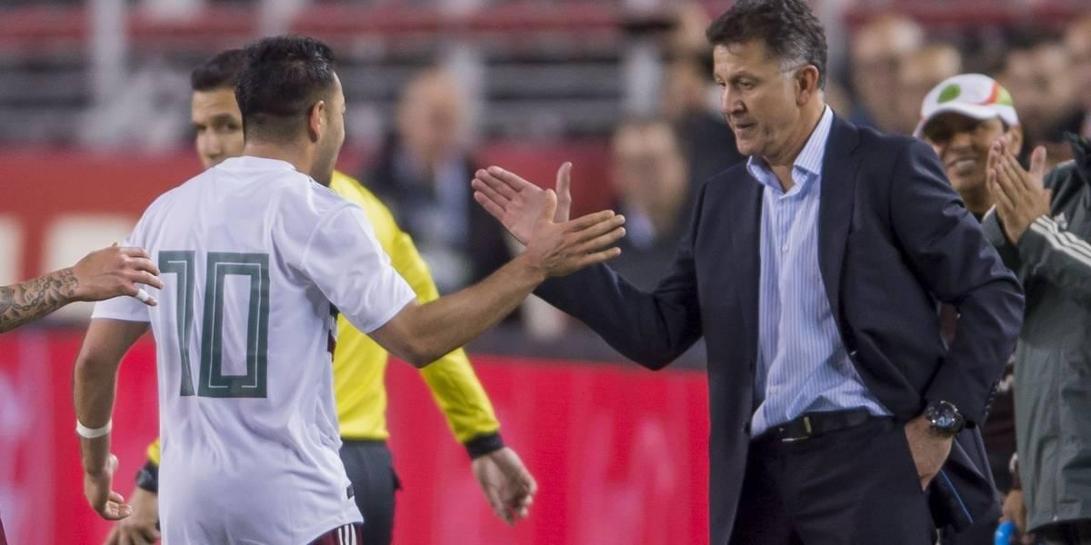 Osorio revela la razón que lo haría renovar contrato con el Tricolor