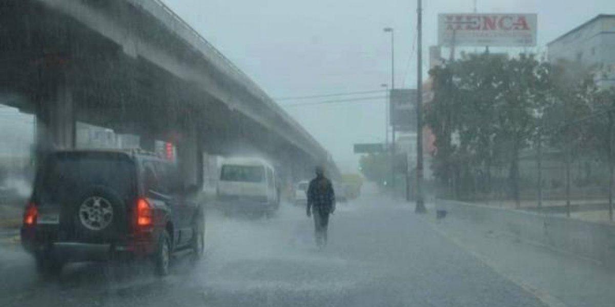 Tormenta tropical Kirk causará lluvias a partir del mediodía
