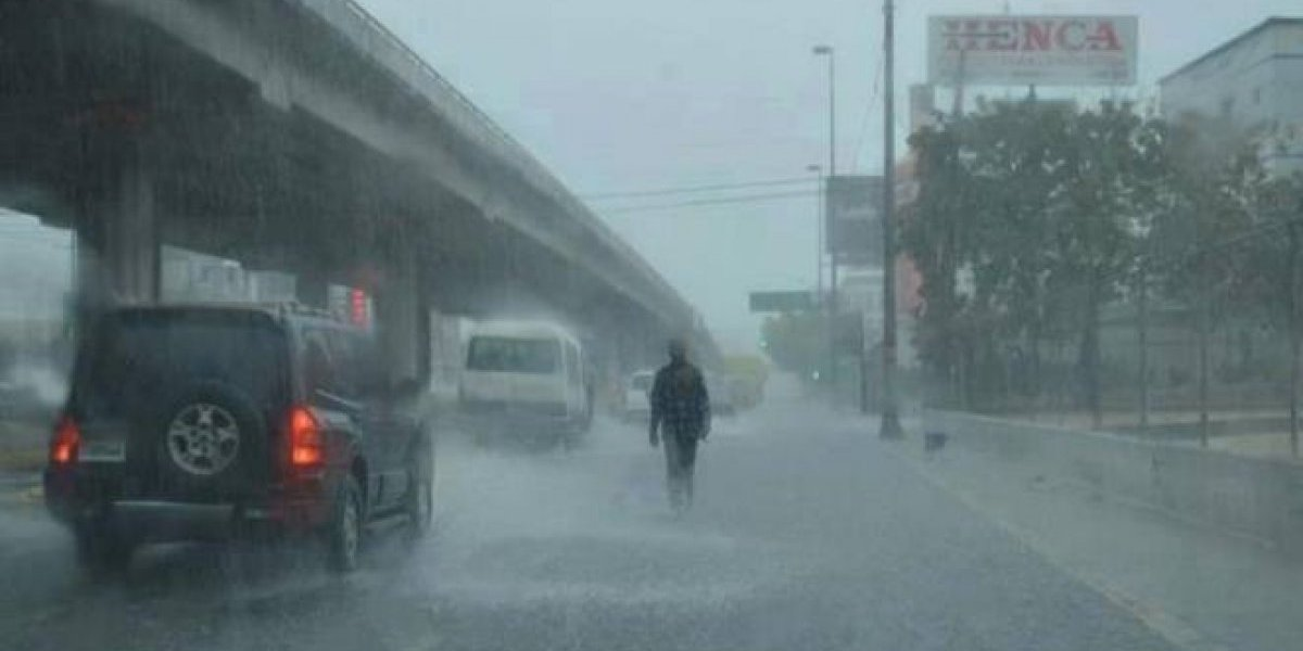 Diez provincias en alerta verde por lluvias