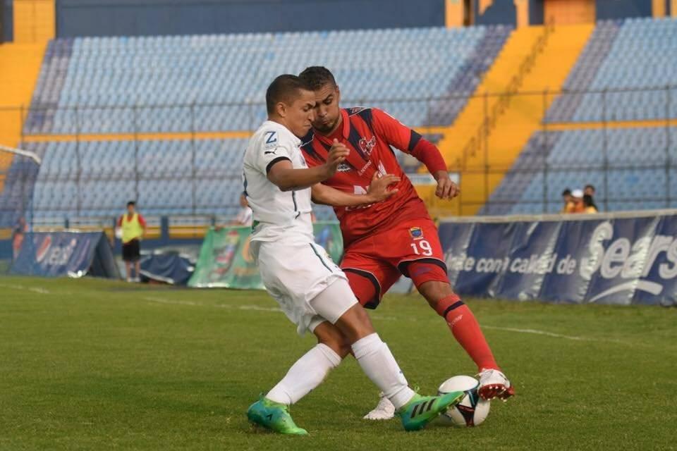 Marvin Ceballos enfrenta la marca de Betancourt