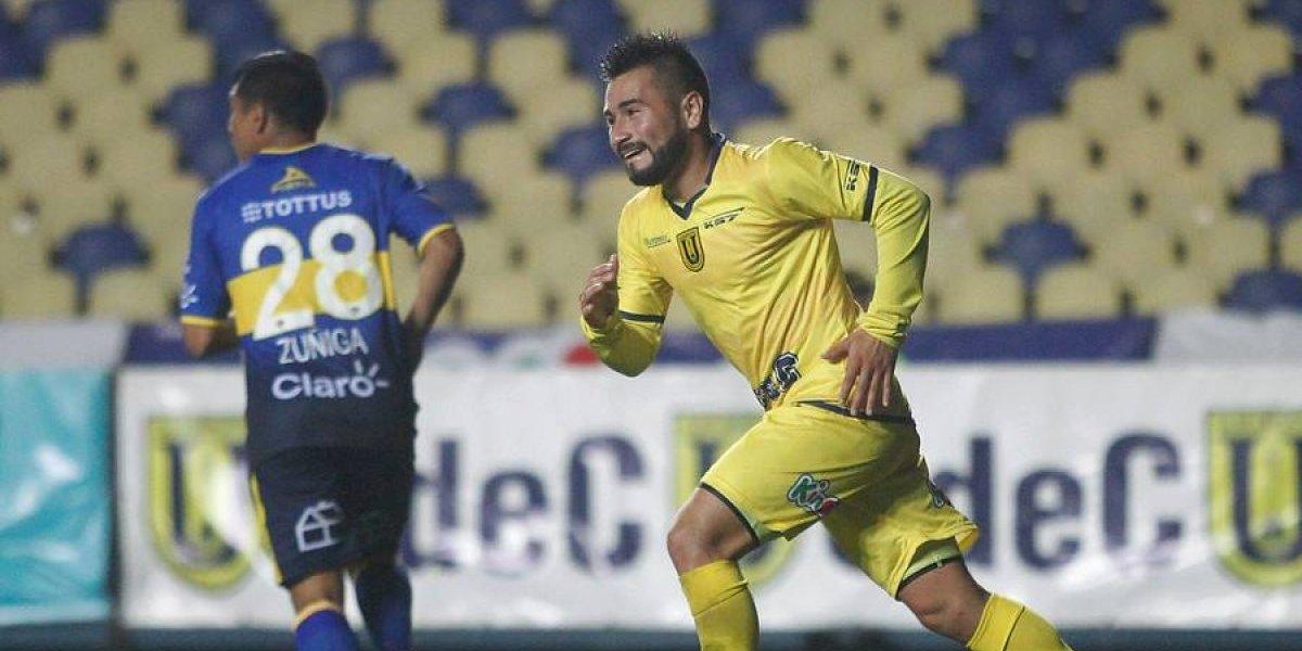 La U de Concepción de Bozán sigue imparable tras vencer al maltrecho Everton