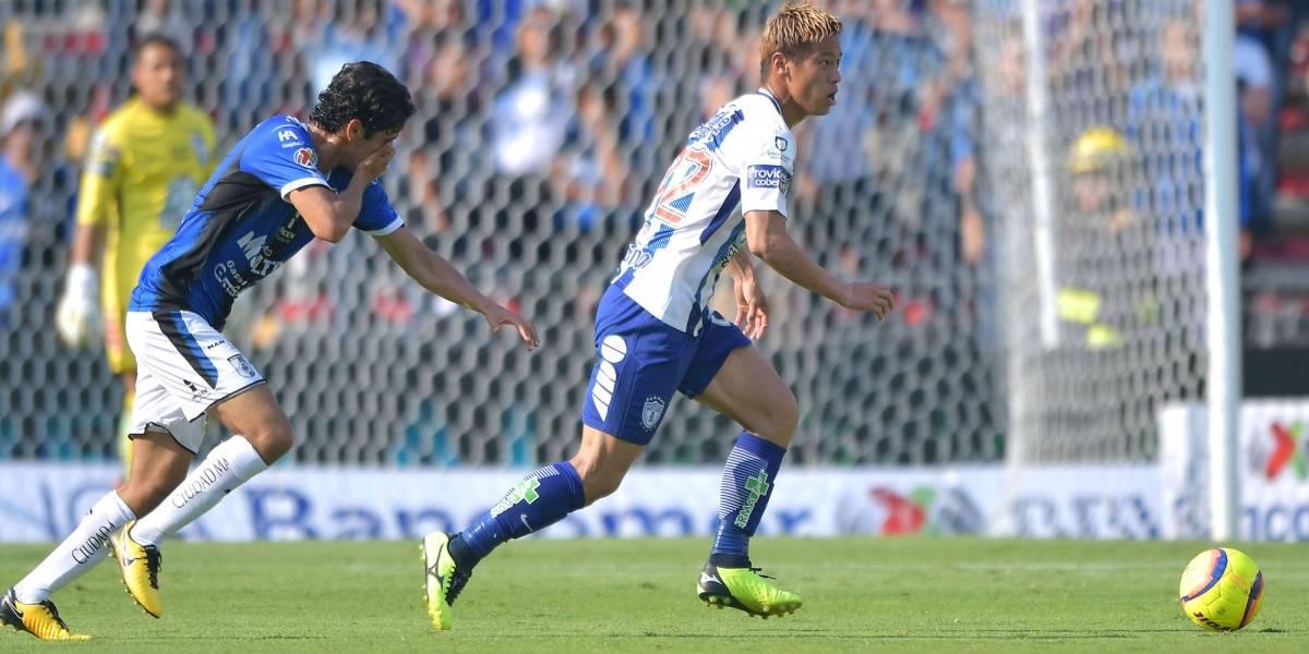 En un empate para el olvido, Gallos y Tuzos empatan sin goles
