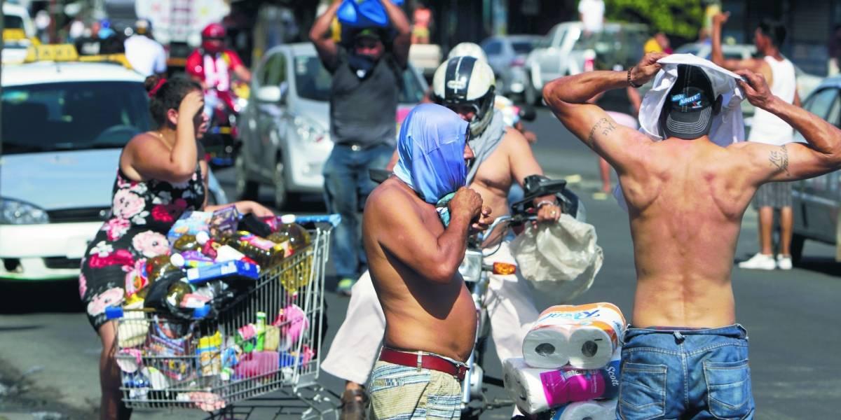 Quinto día de protestas deja unos 30 muertos en Nicaragua