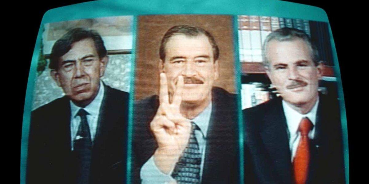 Fotos: Así lucía hace 18 años un debate presidencial