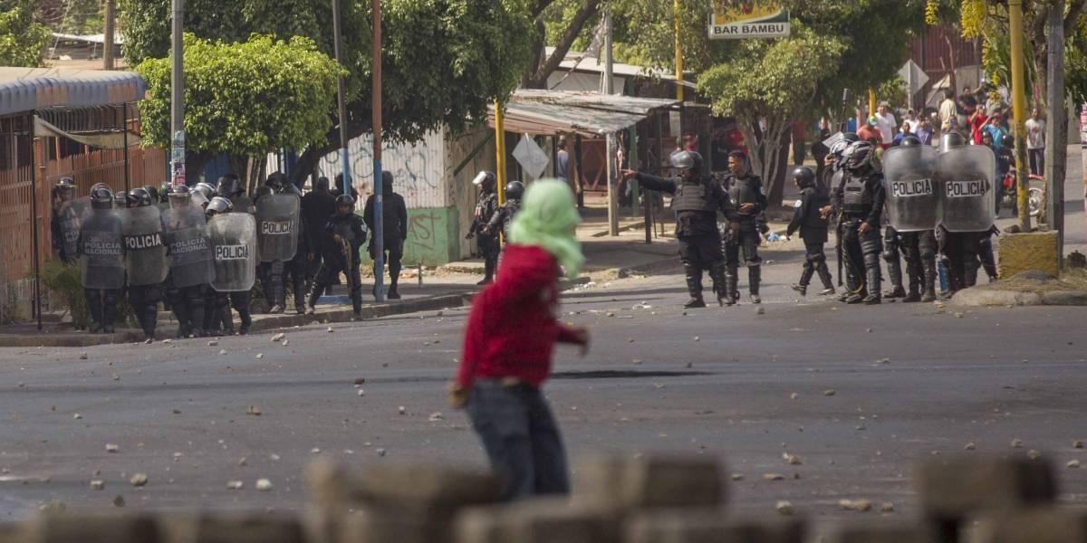 Protestas en Nicaragua dejan al menos 27 muertos