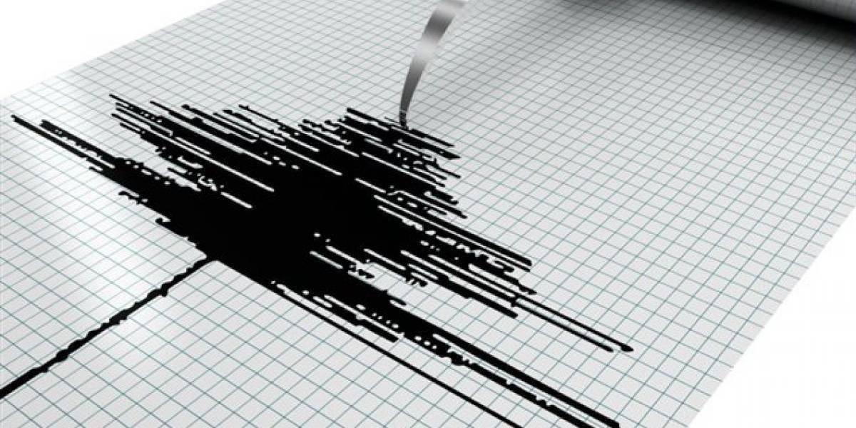 Sismo de 4.1 se registró hoy en Manabí, según IG