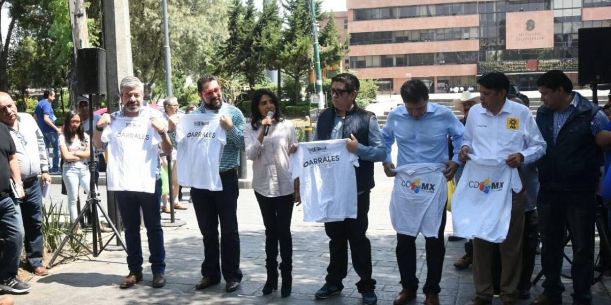 PRD da golpe a Morena en Azcapotzalco