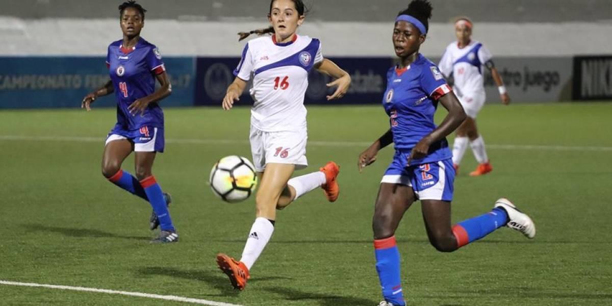 Finaliza el sueño mundialista para la Selección Nacional femenina Sub-17