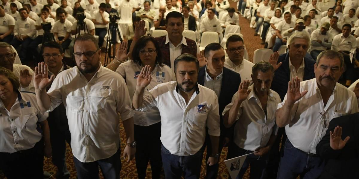 Tránsfugas y señalados en el comité ejecutivo de FCN-Nación