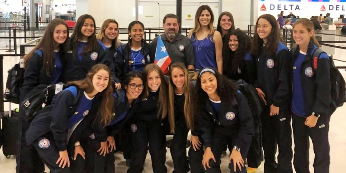 Equipo nacional de fútbol regresa al país tras cancelación del Premundial en Nicaragua
