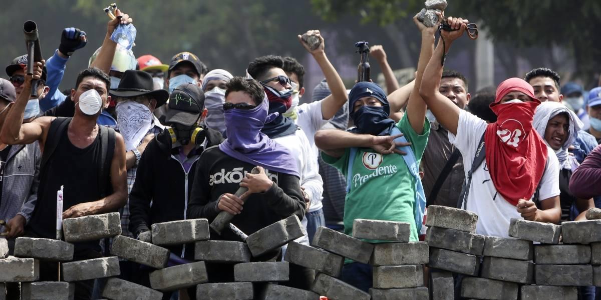Resultado de imagen para Ola de protestas deja más de 20 muertos y sume a Nicaragua en el caos