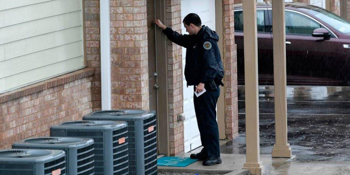 El atacante de Nashville fue arrestado en 2017