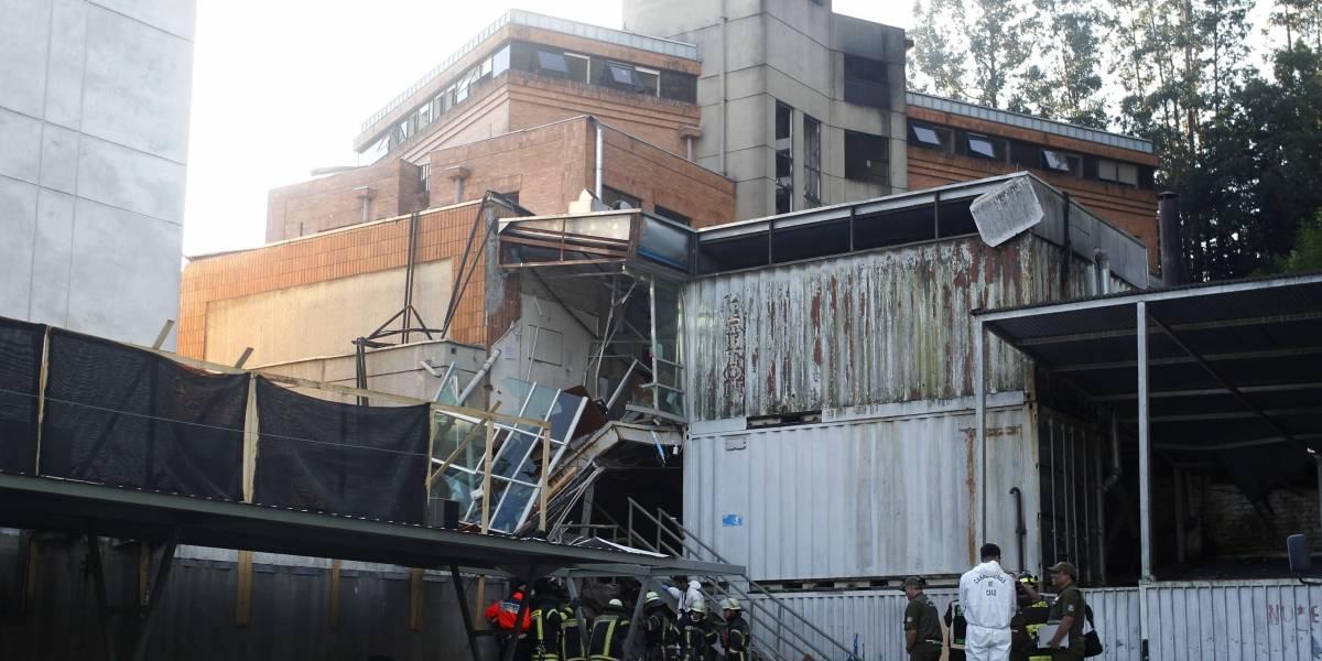 Investigación por explosión en Sanatorio Alemán apunta a empresa externa
