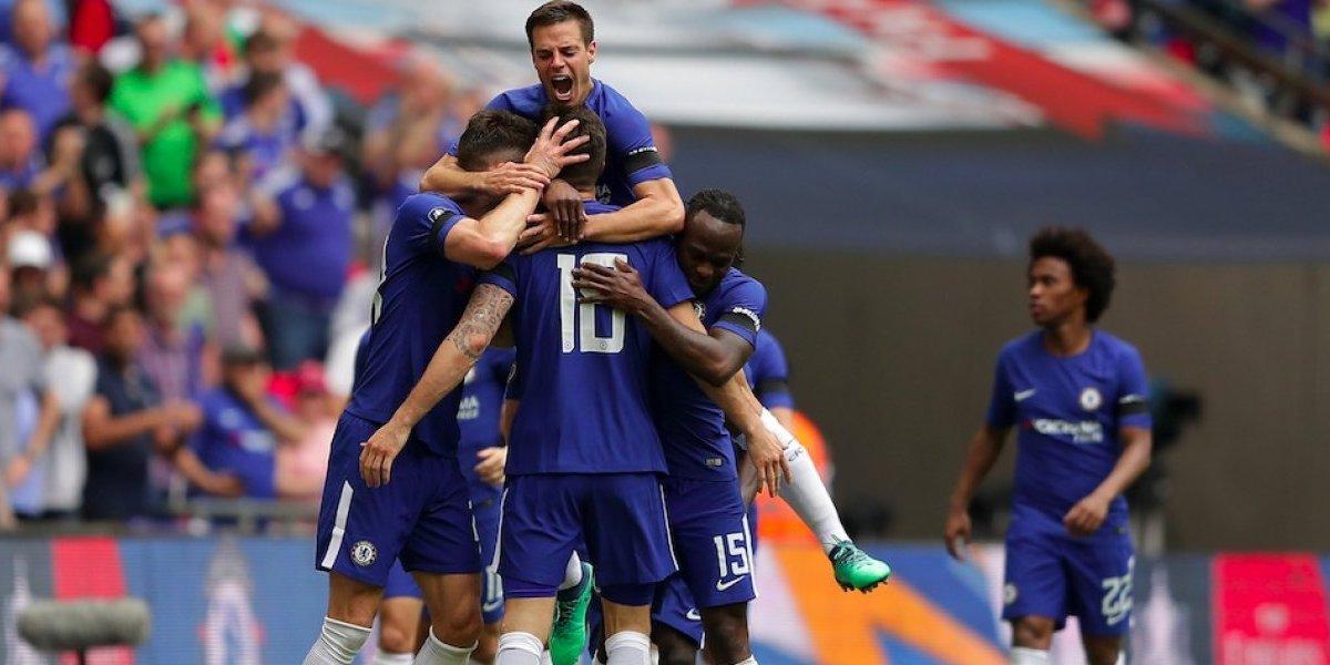 Chelsea consigue su boleto a la final de la FA Cup