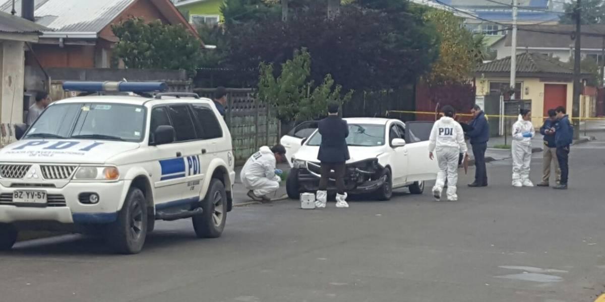 Hualqui: sujeto entró a sala de espera del Sapu y mató a dos pacientes mientras eran atendidos
