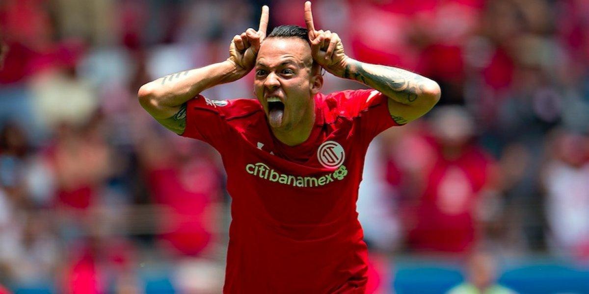 Toluca golea a Veracruz e impone marca histórica