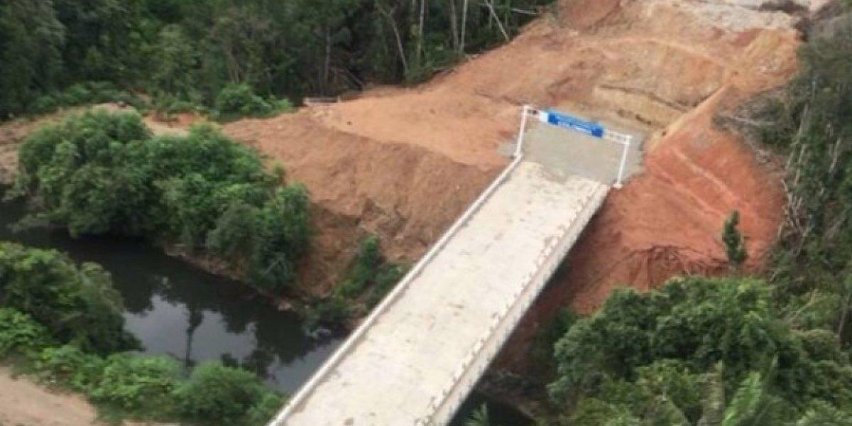 Puente en Mataje: Políticos ecuatorianos se pronuncian sobre esta construcción