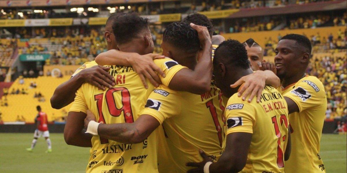 Barcelona SC  gana y mantiene el invicto