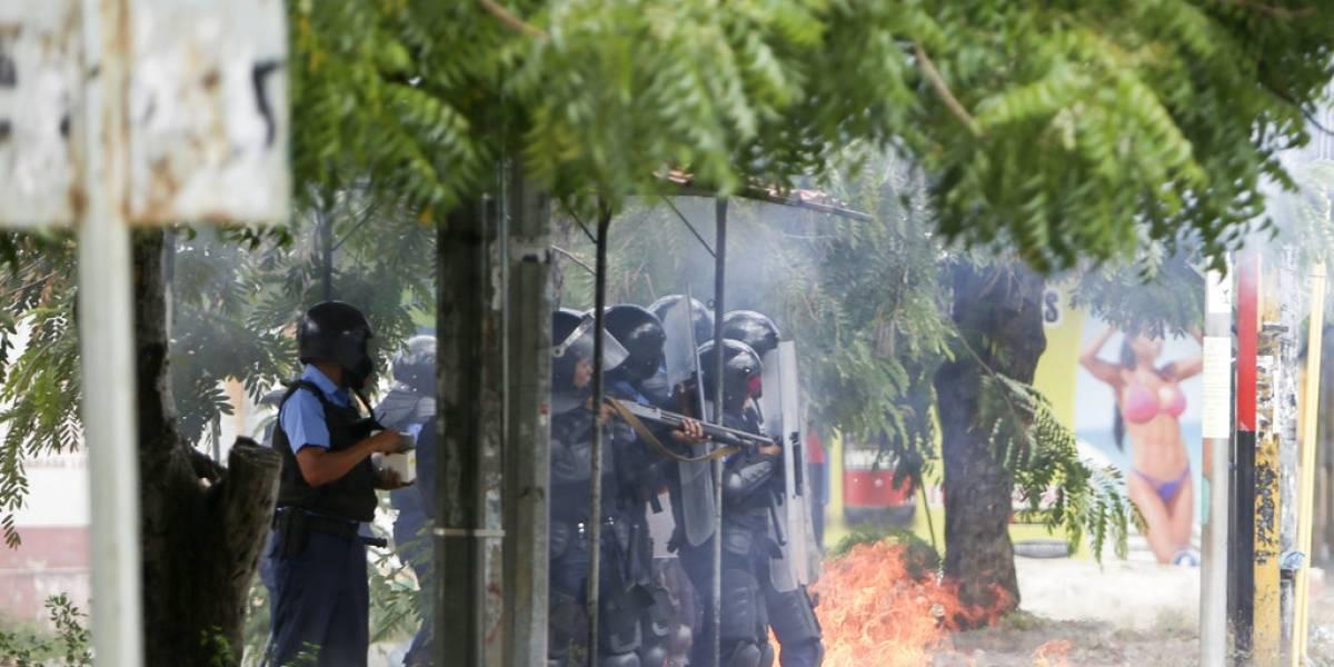 Guatemala rechaza la violencia que se registra en Nicaragua