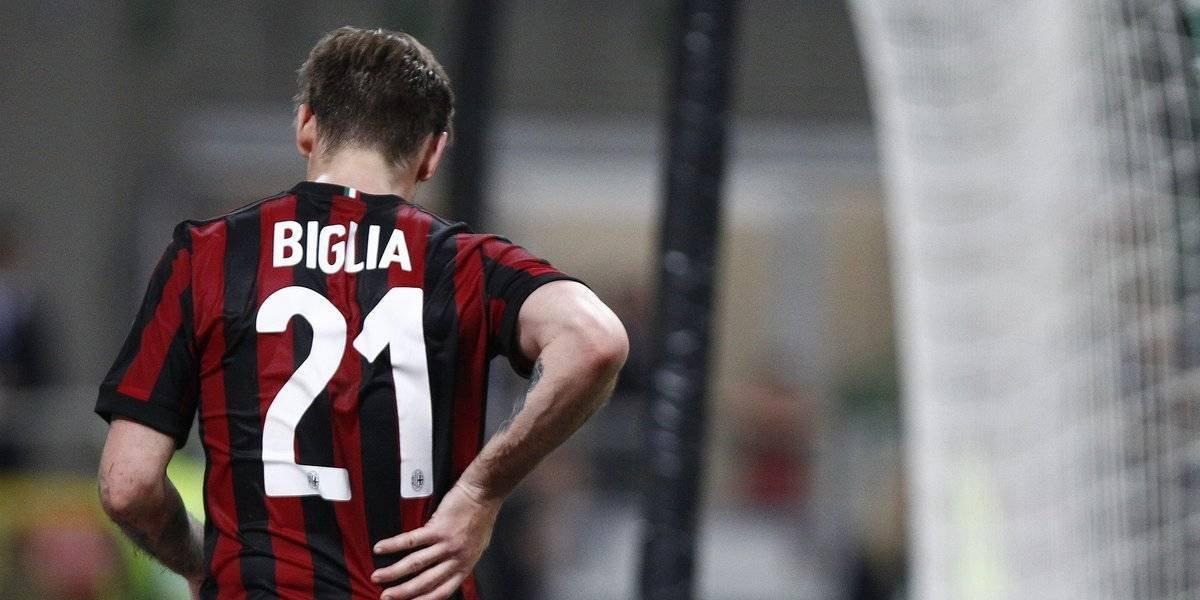 Lucas Biglia peligra su continuidad con Milan