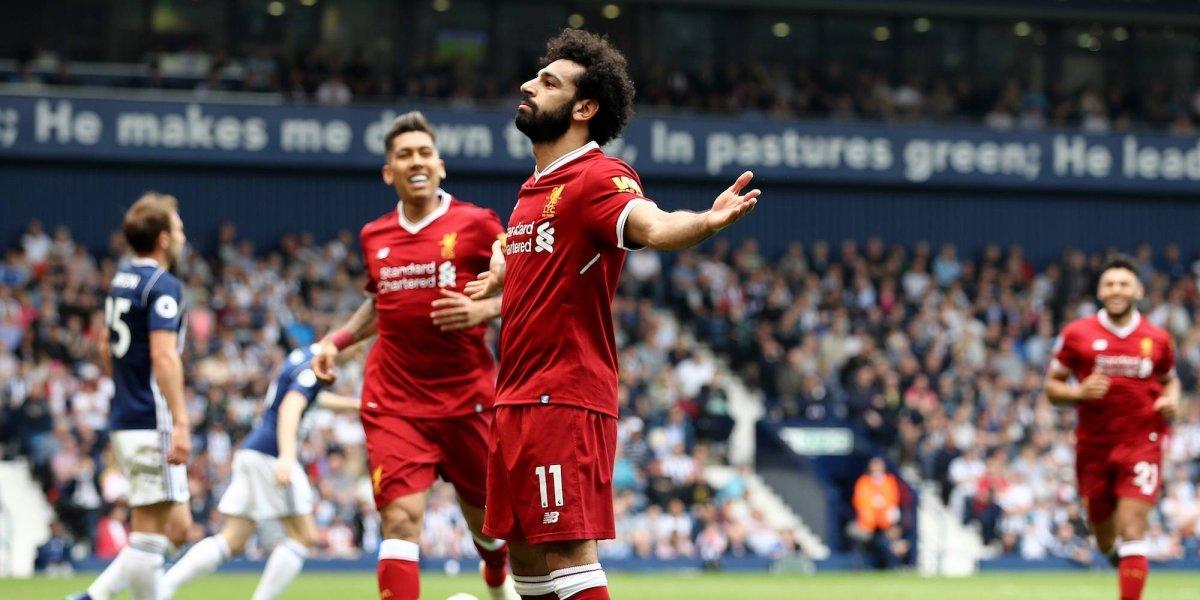 Mohamed Salah, el mejor jugador de la Premier League