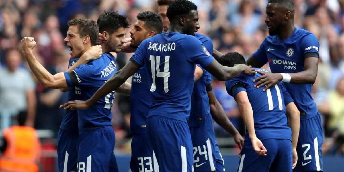 Chelsea será el último escollo del United y Alexis Sánchez en la final de la FA Cup
