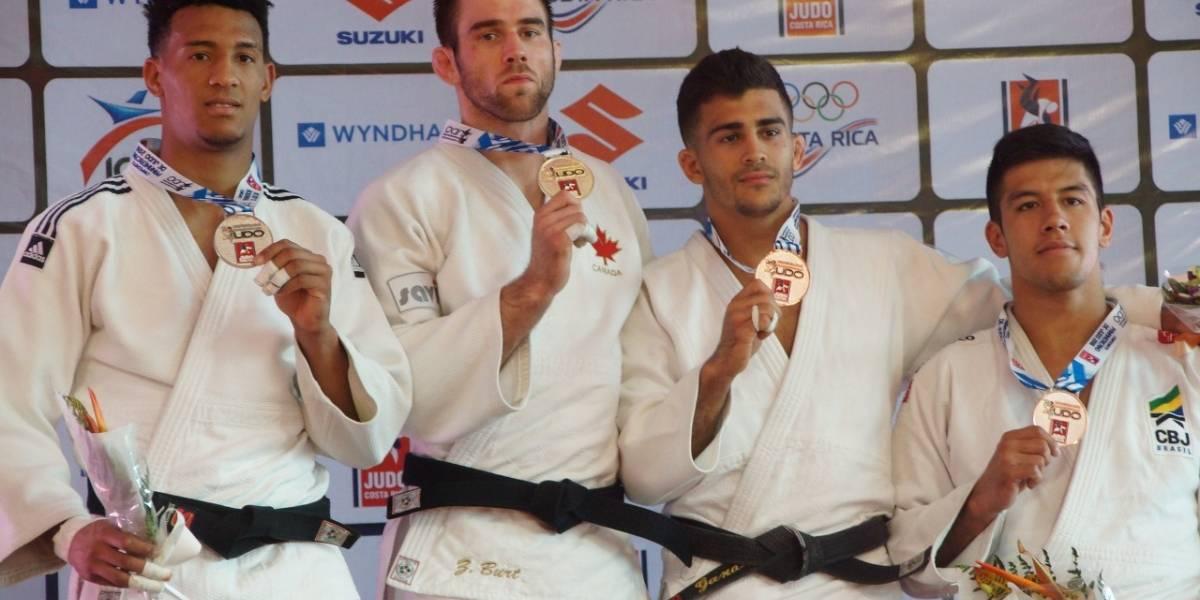 RD gana oro, tres platas y un bronce en clasificatorio Panamericano