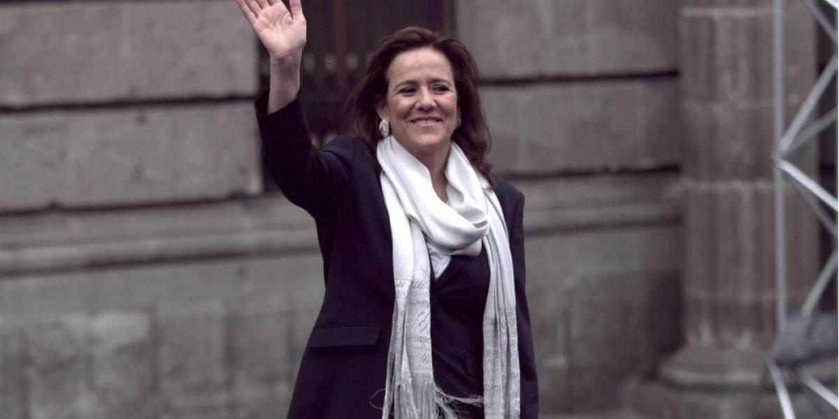 ¿De qué partido político es Margarita Zavala?