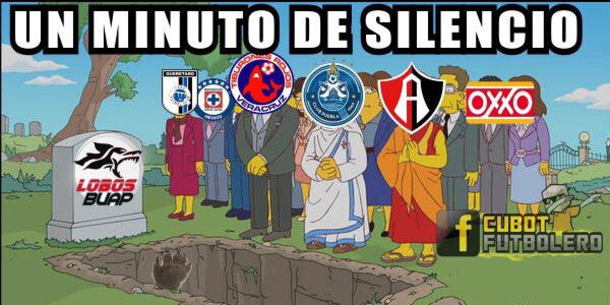 Los memes de la jornada 16 de la Liga MX