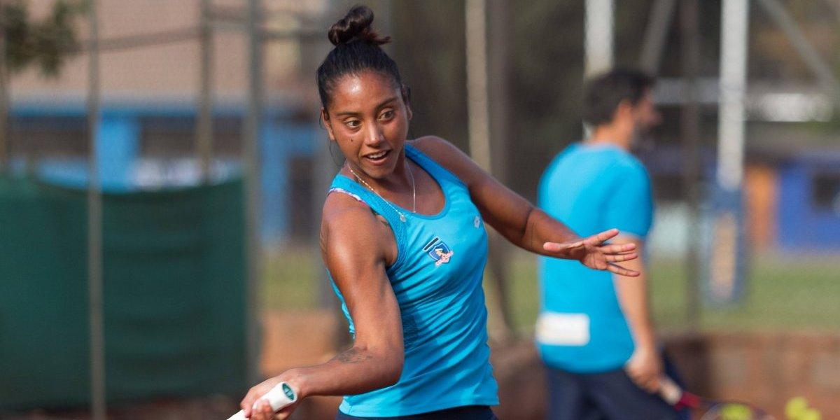 Daniela Seguel sufrió una dura derrota y dijo adiós temprano a Roland Garros