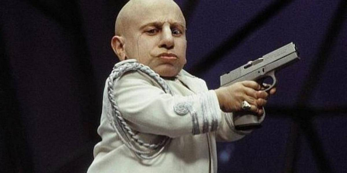 Morre Verne Troyer, o 'Mini Me' da série 'Austin Powers'
