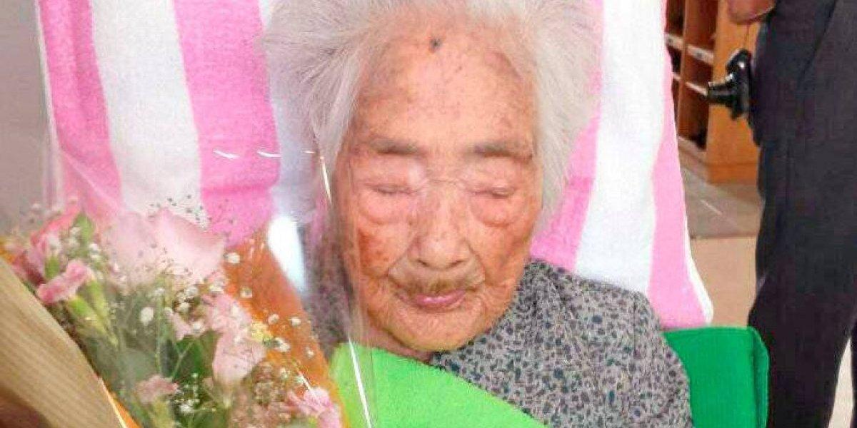 Japonesa considerada a mais velha do mundo morre aos 117 anos