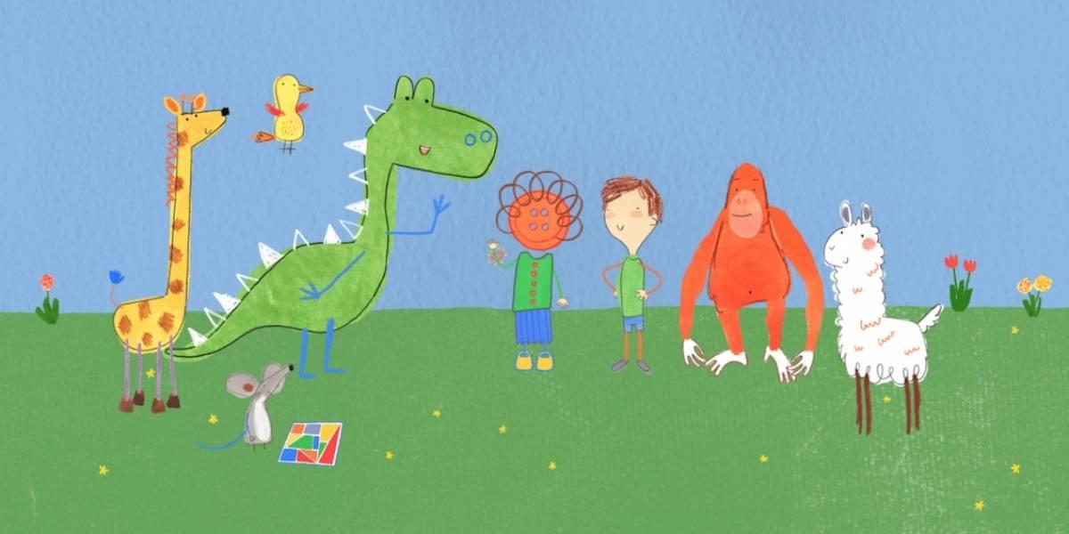 """""""Pablo"""" es la primera serie infantil que muestra la vida por medio de un niño con espectro autista"""