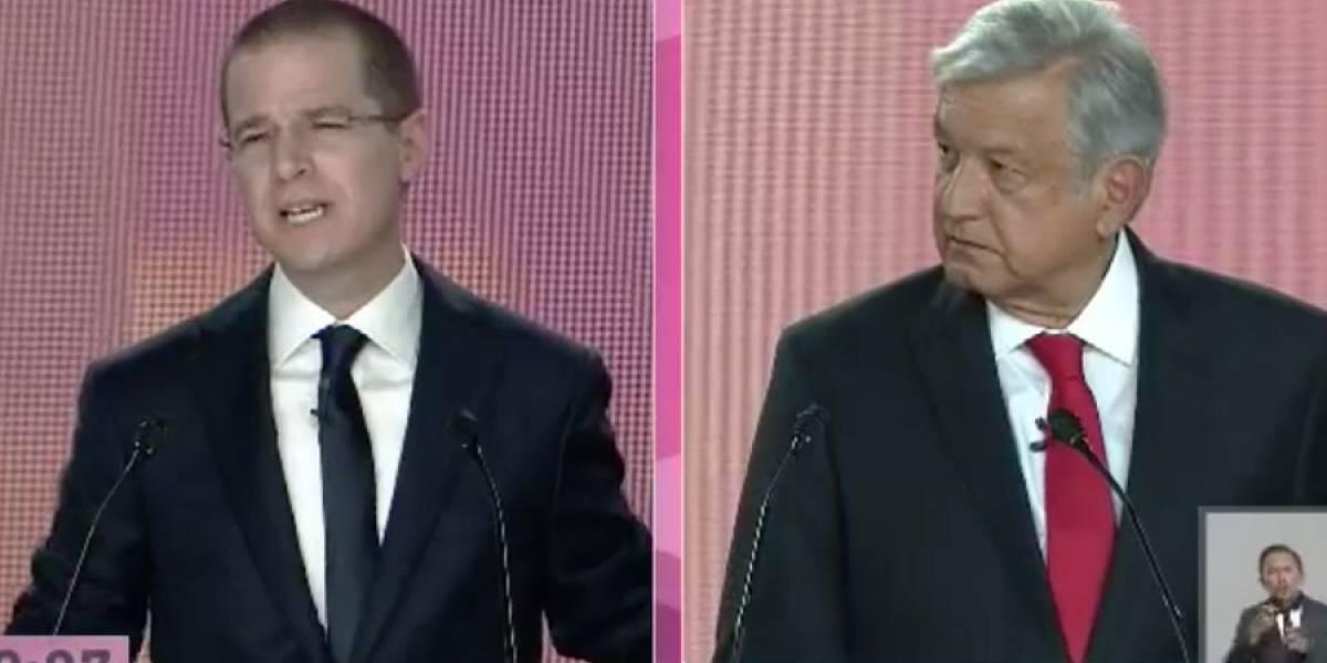 EN VIVO. Sigue el primer debate entre candidatos a la presidencia de México