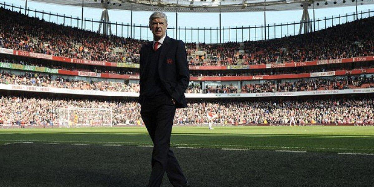 Aficionados del Arsenal piden nombrar su coloso como Arsene Wenger Stadium