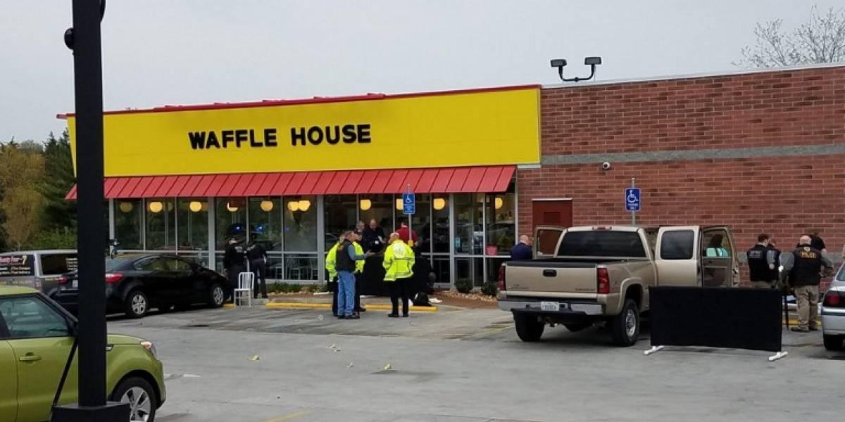 Tiroteo en restaurante de Nashville deja cuatro muertos